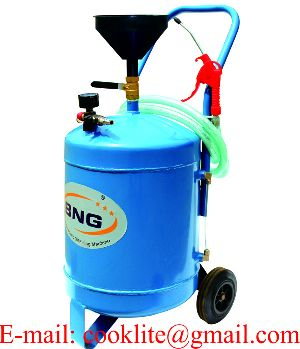 Pneumatic Oil Extractor Portable Liquid Dispenser