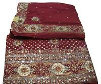 Ladies Embroidered Saree (dsc 01721)