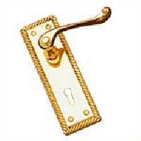 Brass Door Handle