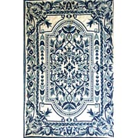 Chain Stitched Wool Rugs