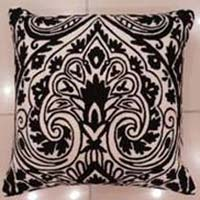 Crewel Wool Pillows