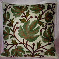 Kashmir Chain Stitch Pillows