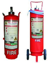 Water Carbon Dioxide Fire Extinguisher