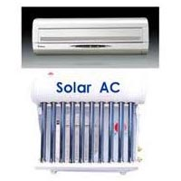 Solar Energy Air Conditioner