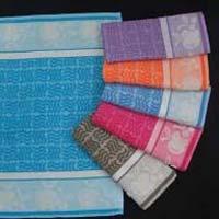 Single Jacquard Beach Towels
