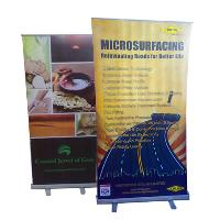Rollup Banner Stand