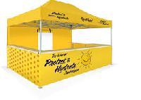 Tent Kiosk
