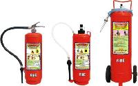 Mechanical Type Fire Extinguisher