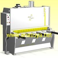 Hydrauilc Guillotine Shearing Machine