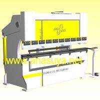 Hydraulic Press Brake 4000