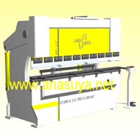Hydraulic Press Brake 5000