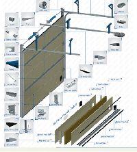 Sectional Overhead Doors Suppliers Manufacturers