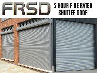 Fire Rated Shutter Doors
