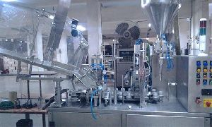 Fully Automatic Tube Filling Machine