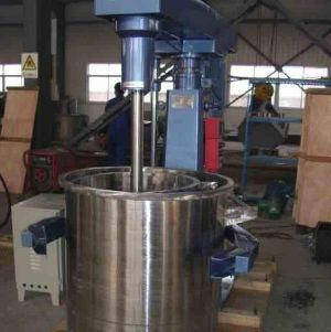 Hydraulic High Speed Mixer Machine