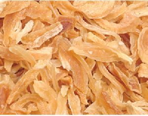 Dehydrated Red Golden Crispy Fried Onion