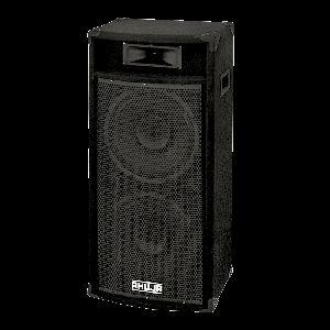 Ahuja Srx-250dx Pa Speaker System
