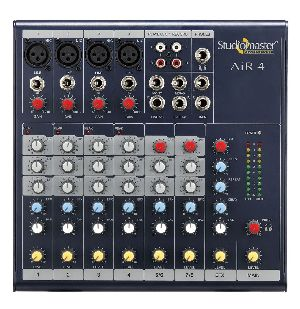 Studiomaster Air 4 Mixer