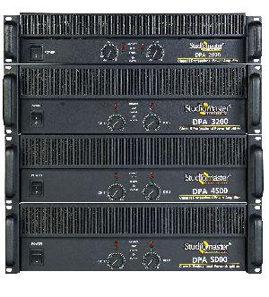 Studiomaster Dpa 2000 Power Amplifier
