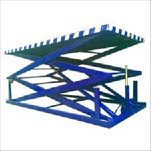 Hydraulic Scissor Car Parking Lift