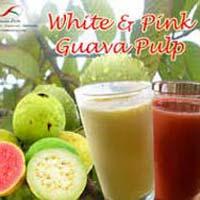 White & Pink Guava Pulp