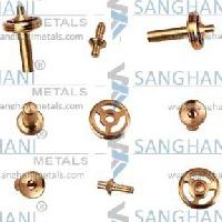 Brass Gas Components