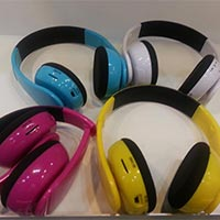 Bluetooth 2 Channel Stereo Audio Player Headset