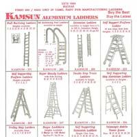 Aluminium Ladders Climbing Tools