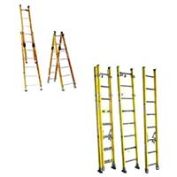 Fiber Reinforced Polymer Ladders