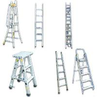 Ladders -aluminum Self Supporting Twine Step  Ladders