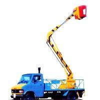 Mobile Crane -  Hyd.  Access Platforms