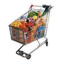 Heavy Duty Racks & Super Market Trolleys