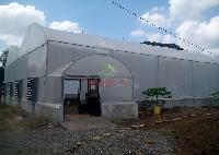 Pad Greenhouse