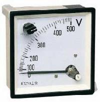3 Ph Voltmeter With Built In Selector Switch