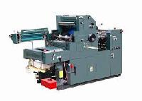 foil print transfer machine