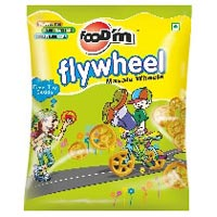 Food'm Wheel Fryums