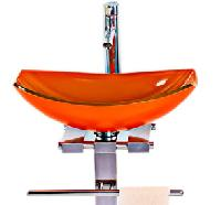 Opeque Color Basin(boat / Opaque / Orange)