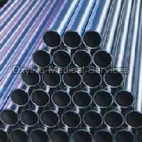 Round Galvanized Steel Pipes