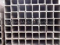 Square Galvanized Steel Pipes