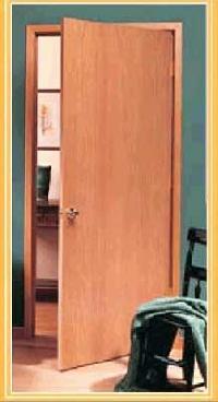 Wooden Flush Door - Item Code : Wfd 002