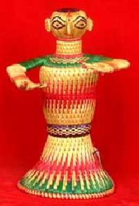 Sikki Grass Dancing Doll
