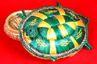 Sikki Grass Jewelry Box