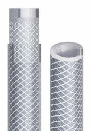 Transparent Rubber Delivery Hose (fda Pharma Grade)