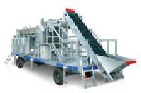 Mobile Grading Plant