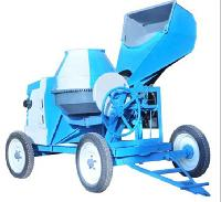 Concrete Mixer 10/7 CFT With Hydraulic Hopper