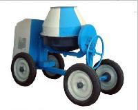 Concrete Mixer without Hopper