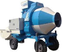 Concrete Mobile Batching Machine (RM800, RM1050 & RM1400)