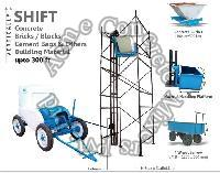 Tower Hoist With Mechanical Brake System