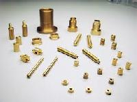 Cnc Auto Lathe Machined Brass Parts