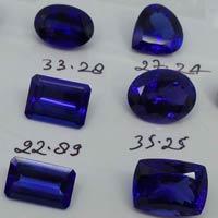 D Block Aaaa Grade Natural Tanzanite Cut Stones Lot
